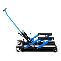 Hydraulický moto zvedák MID-LIFT L modrý