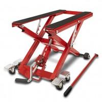 Hydraulický moto zvedák MID-LIFT XL červený