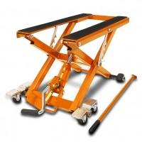 Hydraulický moto zvedák MID-LIFT XL oranžový