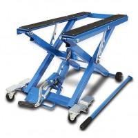 Hydraulický moto zvedák MID-LIFT XL modrý