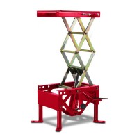 Hydraulický zvedák Cross Enduro LIFT XL červený