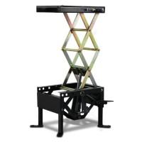 Hydraulický zvedák Cross Enduro LIFT XL černý