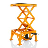 Hydraulický zvedák Cross Enduro LIFT XL oranžový