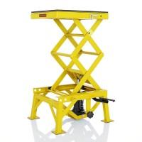 Hydraulický zvedák Cross Enduro LIFT XL žlutý
