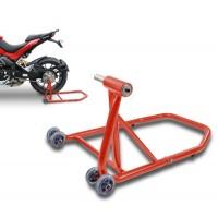 Stojan pod letmo uložené kolo Ducati 40,6 červený