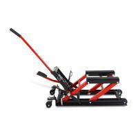 Hydraulický moto zvedák MID-LIFT L červený