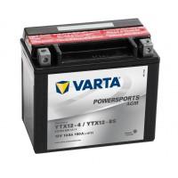 Motobaterie VARTA YTX12-BS