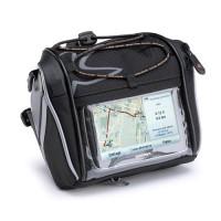 Brašna s kapsou pro GPS nebo mobil KAPPA RA305R na řídítka