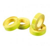 Proužky na ráfky žluté