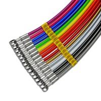 Zadní brzdová hadice HEL Tuono 1000 V4 (2011-2013)