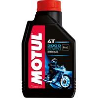 Motorový olej MOTUL 3000 4T 20W-50 1L