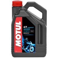Motorový olej MOTUL 3000 4T 20W-50 4L