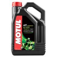 Motorový olej MOTUL 5100 4T 15W-50 4L