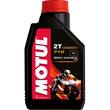 Motorový olej MOTUL 710 2T 1L