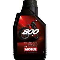 Motorový olej MOTUL 800 2T OFF ROAD 1L