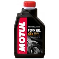 Tlumičový olej MOTUL Fork Oil FACTORY LINE 5W 1L