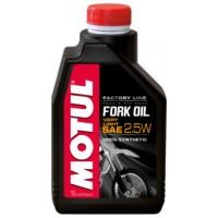 Tlumičový olej MOTUL Fork Oil FACTORY LINE 2,5W 1L