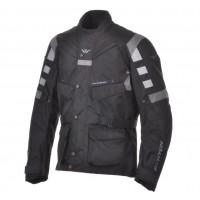 Moto bunda AYRTON Fuel (černá-šedá)