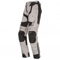 Prodloužené moto kalhoty AYRTON Mig (černé-šedé)
