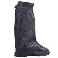 Nepromokavé návleky na boty NOX s podrážkou (černé)