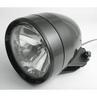 Přední světlo SHINE černé