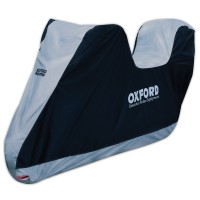 Plachta na moto OXFORD Aquatex Box, vel. L