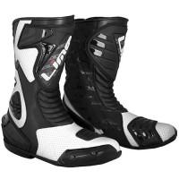 MBW SP111 sportovní moto boty bílo černé