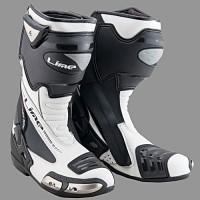 MBW SP113 NEW ROXY sportovní moto boty bílo černé