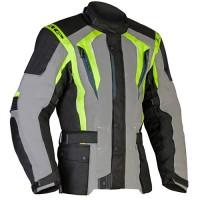 MBW BUDDY GREEN- pánská textilní moto bunda
