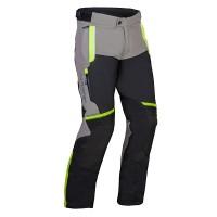 MBW BERET GREEN - pánské textilní moto kalhoty
