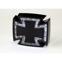 Zadní LED světlo Gothic černé