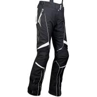 MBW EVELIN BLACK - dámské textilní moto kalhoty