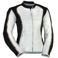 MBW ANITA - dámská kožená moto bunda