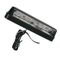 Osvětlení SPZ 8 LED čiré