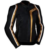 MBW GOLDIE - dámská kožená moto bunda