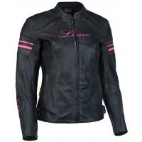 MBW PINKY - dámská kožená bunda na motorku