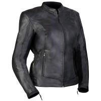 MBW OLIVIA - dámská kožená moto bunda