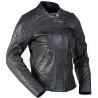 MBW BETTY - dámská kožená moto bunda
