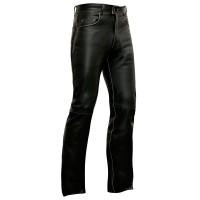 MBW JACK - pánské kožené moto kalhoty