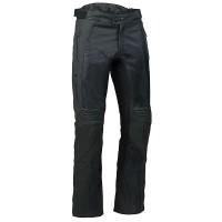 MBW GILI - pánské moto kalhoty v kombinaci kůže a textil