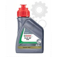 Tlumičový olej CASTROL Fork Oil 10W 0,5L