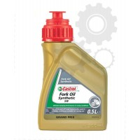 Tlumičový olej CASTROL Synthetic Fork Oil 5W 0,5L