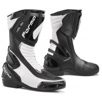 Moto boty FORMA FRECCIA černo-bílé