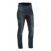MBW Kevlar Jeans Rebeka - dámské modré