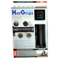 Vyhřívané rukojeti - gripy OXFORD Hotgrips Premium Adventure