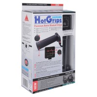 Vyhřívané rukojeti - gripy OXFORD Hotgrips Premium Retro
