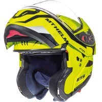 Výklopná helma MT Atom SV Divergence (žlutá fluo)