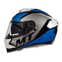 Integrální helma MT Blade 2 SV Trick Gloss (modrá)