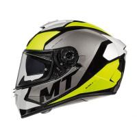 Integrální helma MT Blade 2 SV Trick Gloss (žlutá fluo)