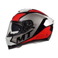 Integrální helma MT Blade 2 SV Trick Gloss (červená)